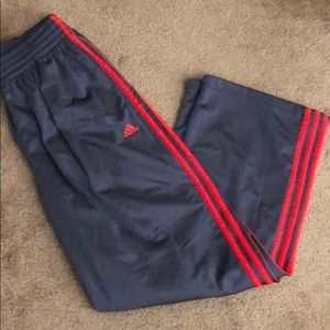 Adidas Athletic/Sweat Pants